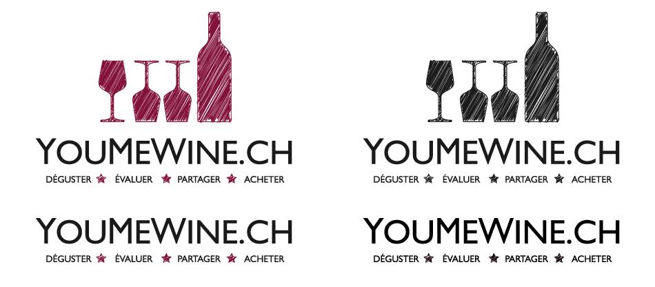 Youmewine logotype