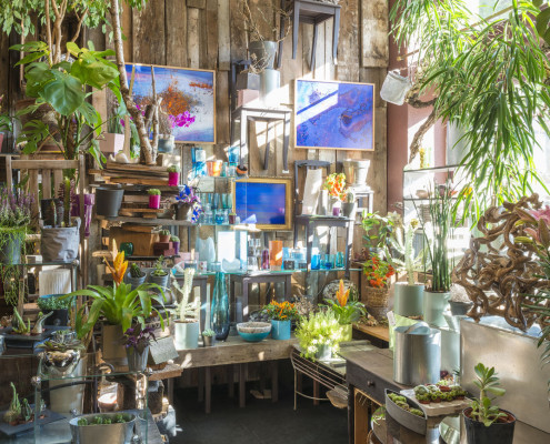 Au monde en fleurs | boutique