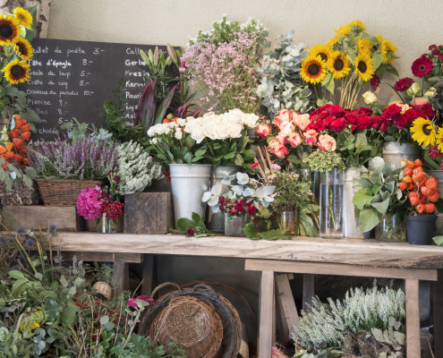 Au monde en fleurs | boutique 2